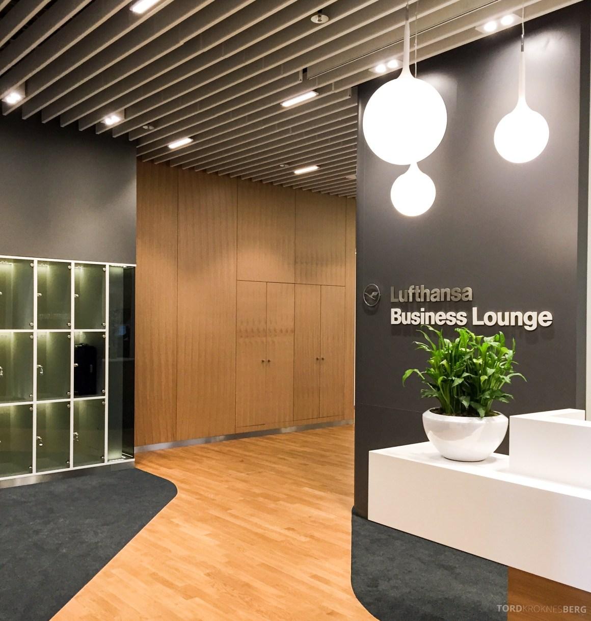 Lufthansa Business Lounge München
