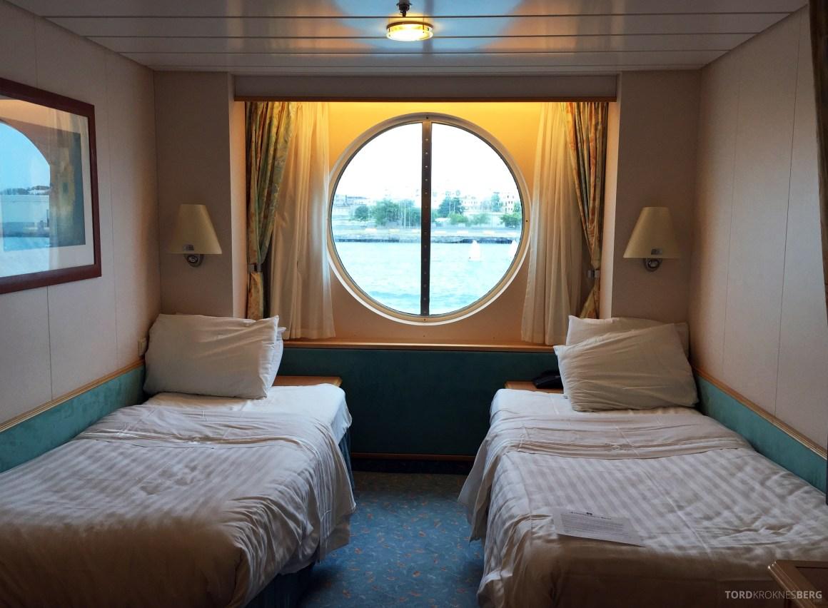 Royal Caribbean Adventure of the Seas lugar