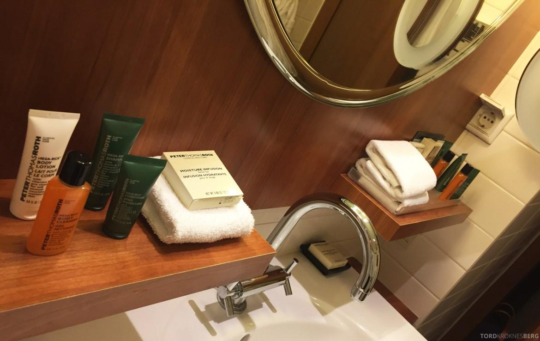 Hilton Amsterdam badeartikler