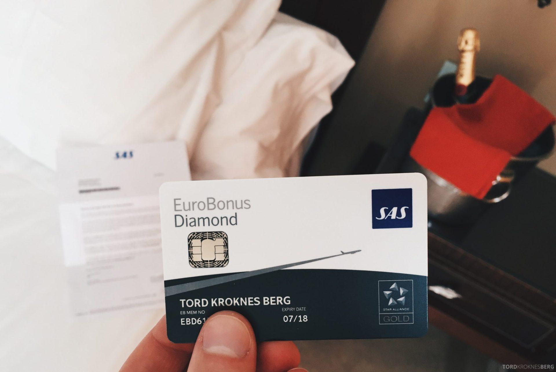 SAS diamantkort