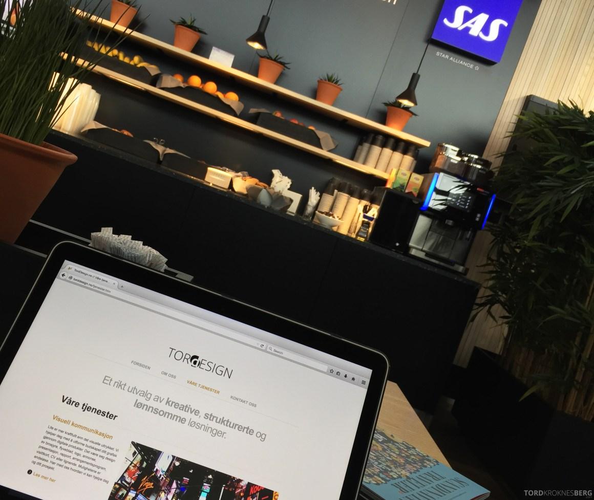 SAS Café Lounge Trondheim jobb