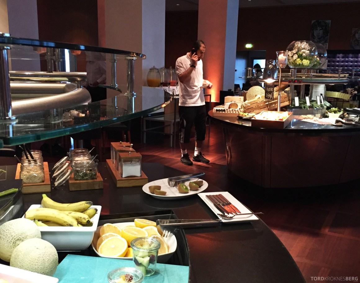 Hilton Copenhagen frokost