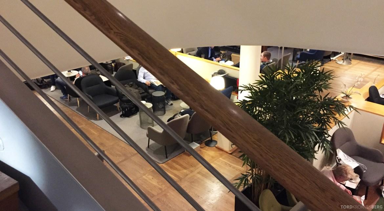 SAS Gold Lounge København business