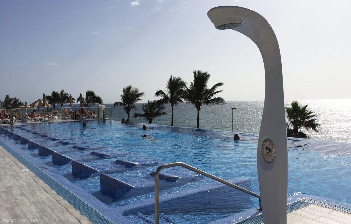 ClubHotel RIU Gran Canaria infinity pool