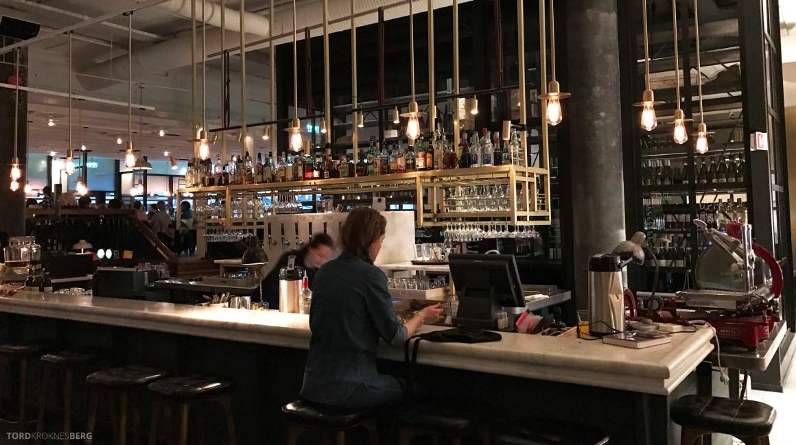 Restaurant Frati Trondheim bar