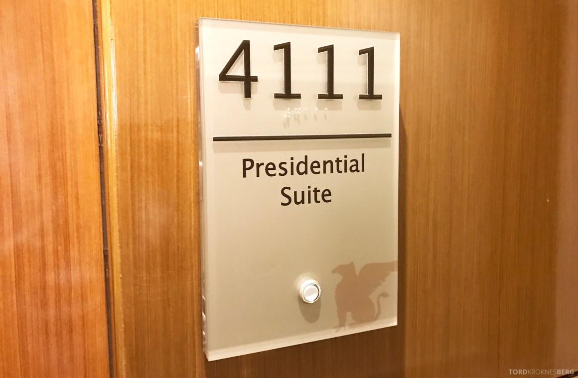 Presidential Suite JW Marriott Marquis Miami