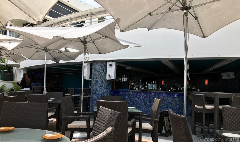 The Ritz Carlton South Beach Miami Dilido Beach Club bar