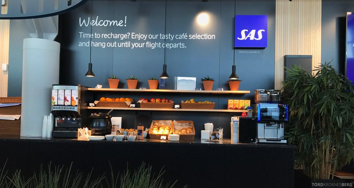 SAS Go Trondheim Berlin cafe lounge