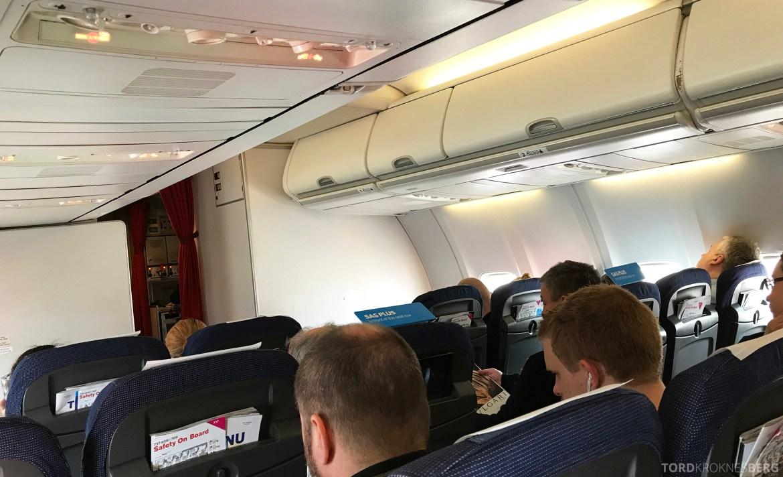 SAS Go Berlin kabin