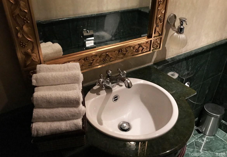 The Ritz-Carlton Berlin Club Lounge toalett