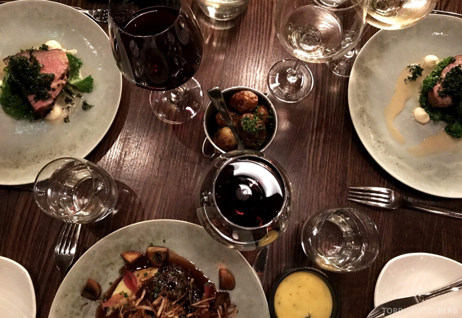 Emilies Eld Restaurant Trondheim mat