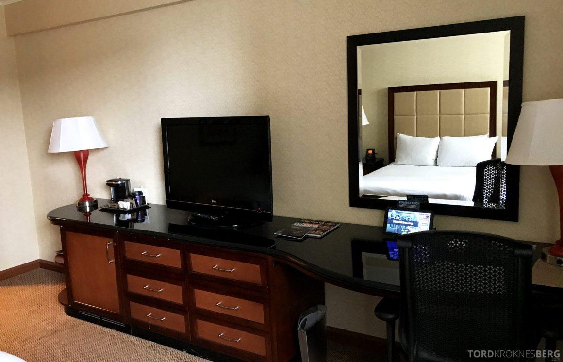 Hilton San Francisco Hotel oversikt