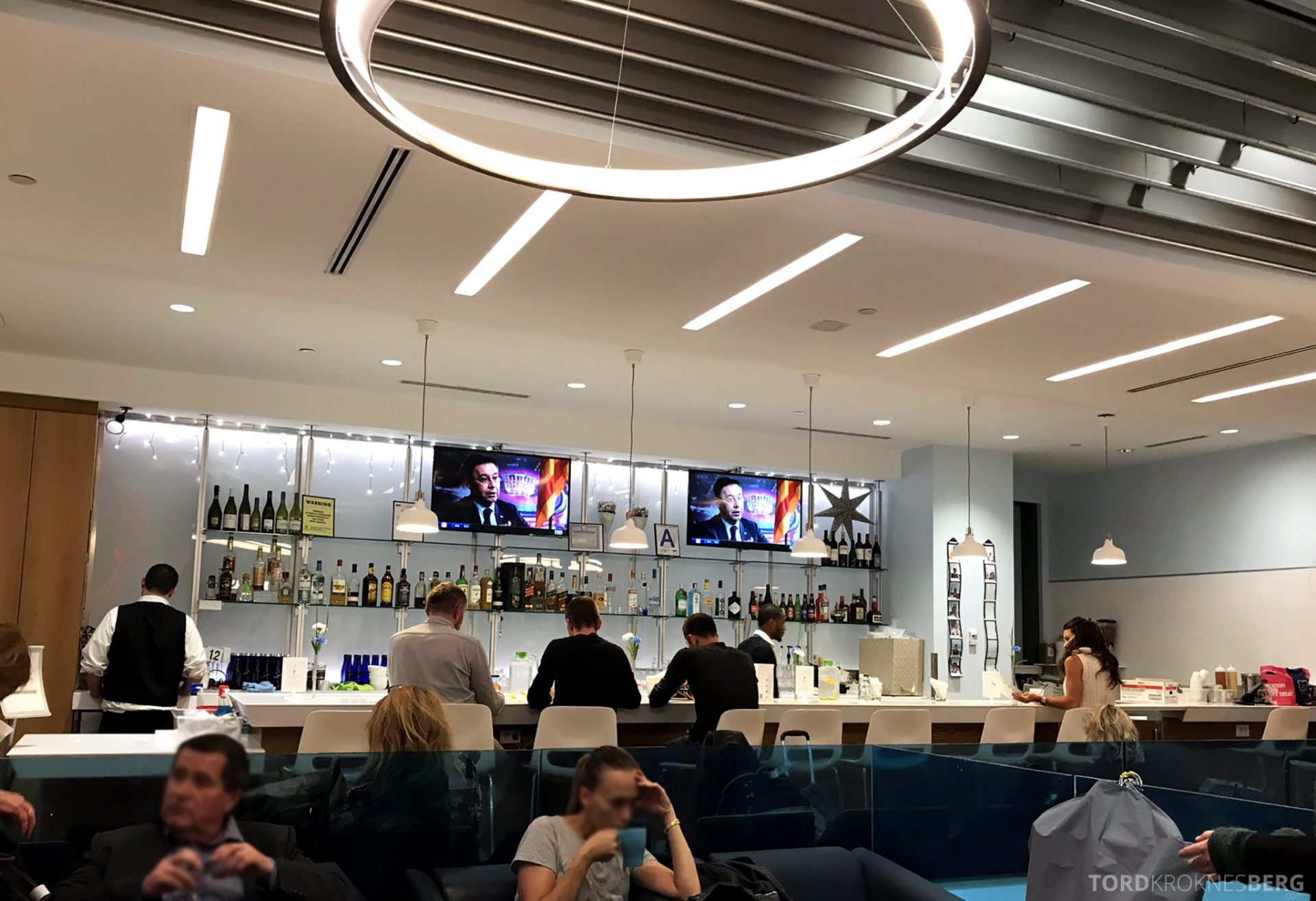 Airspace Lounge JFK New York bar