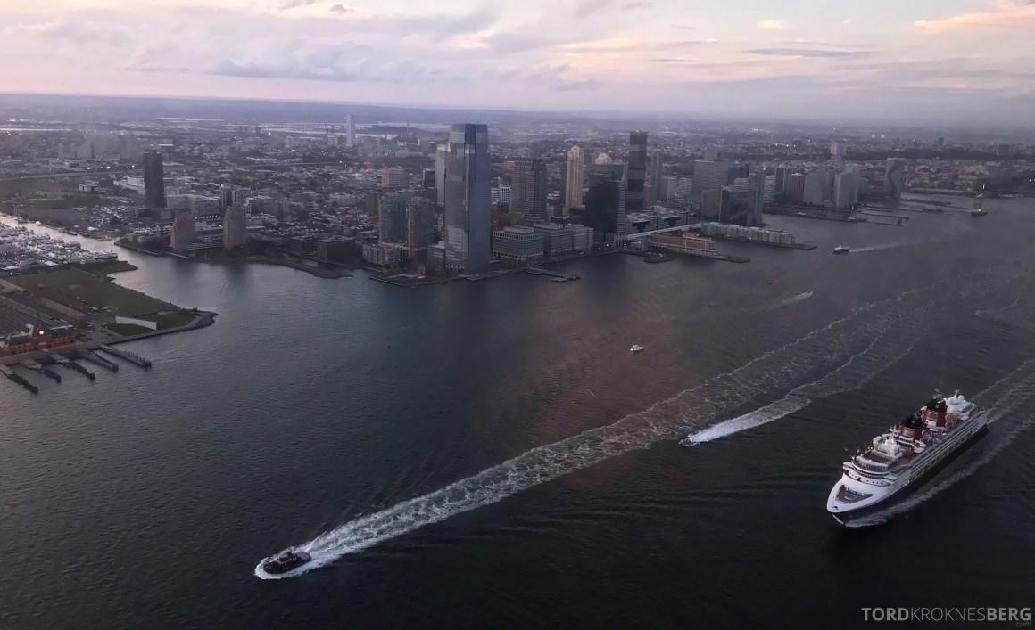 Helikopter New York Hudson river