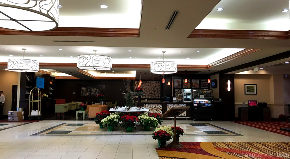 Marriott Bloomington Hotel Starbucks