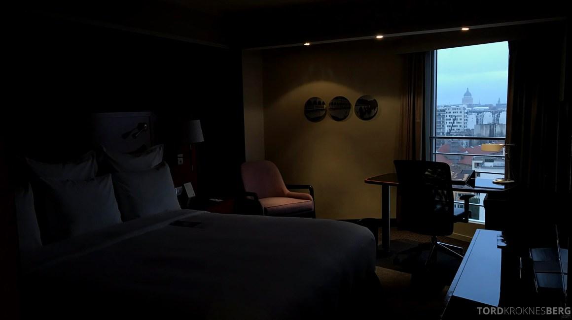 Marriott Paris Rive Gauche rommet
