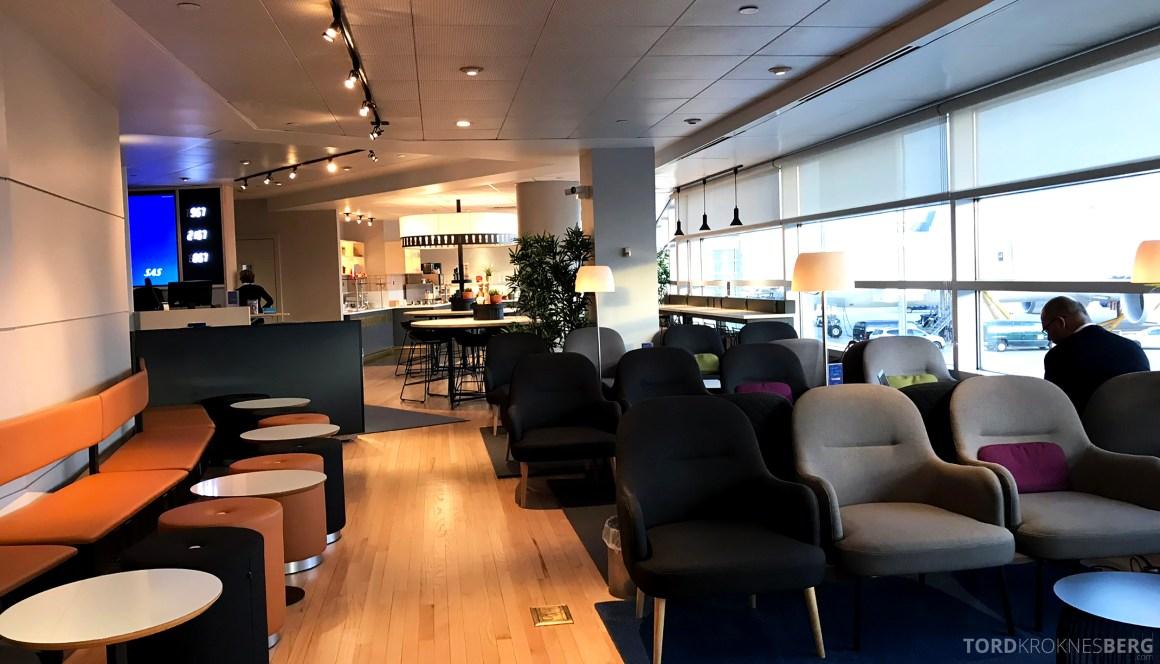 SAS Lounge Chicago lokale