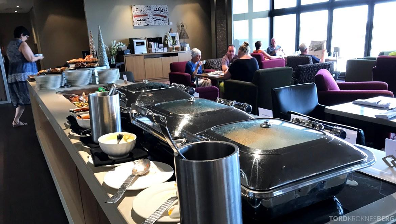 Sofitel Hotel Brisbane Club Lounge varmmat