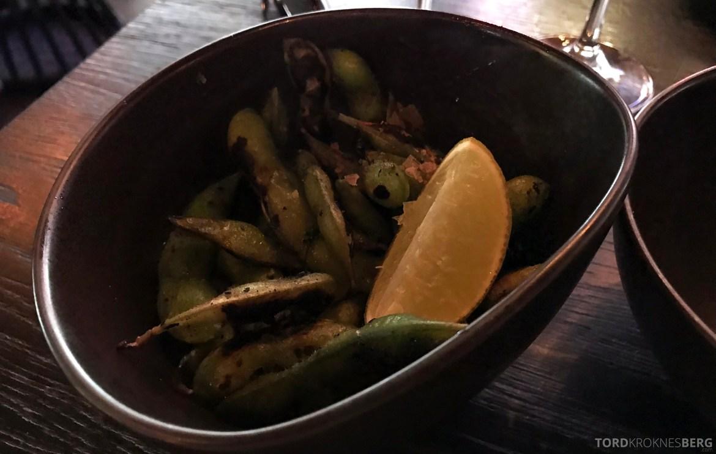 Restaurant Asia Aker Brygge Oslo bønner