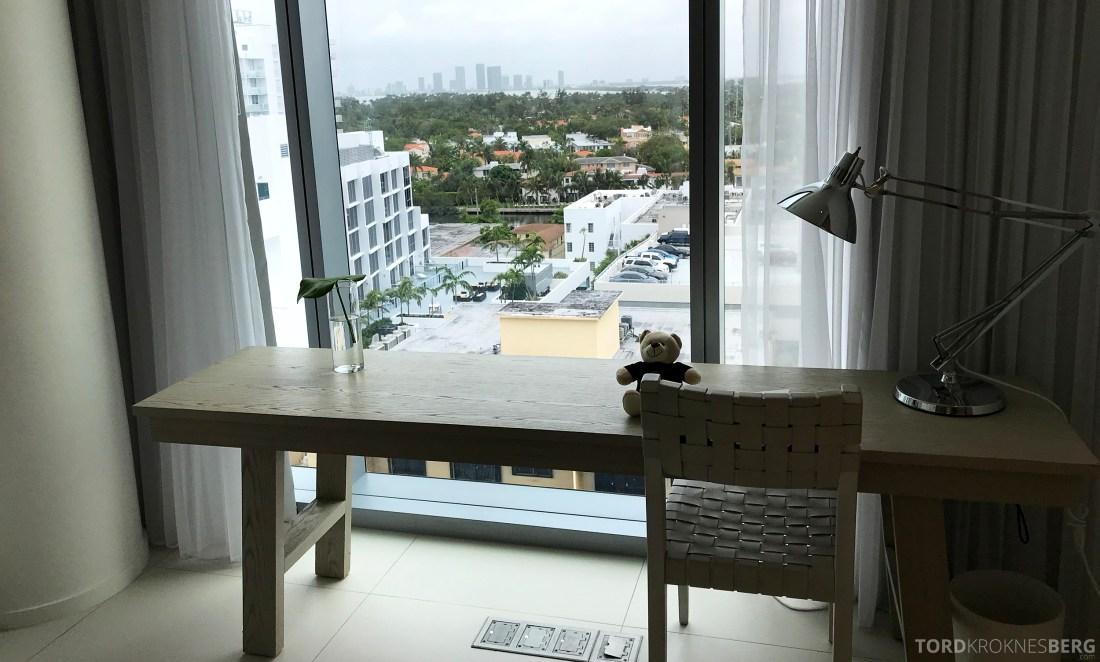 Miami Beach EDITION Hotel utsikt