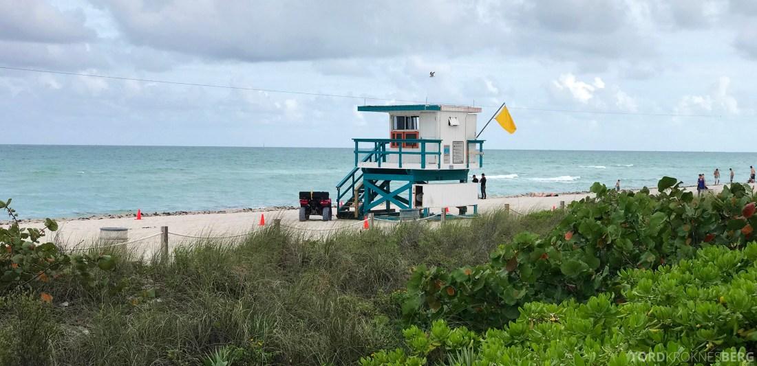 Miami Beach EDITION Hotel strand