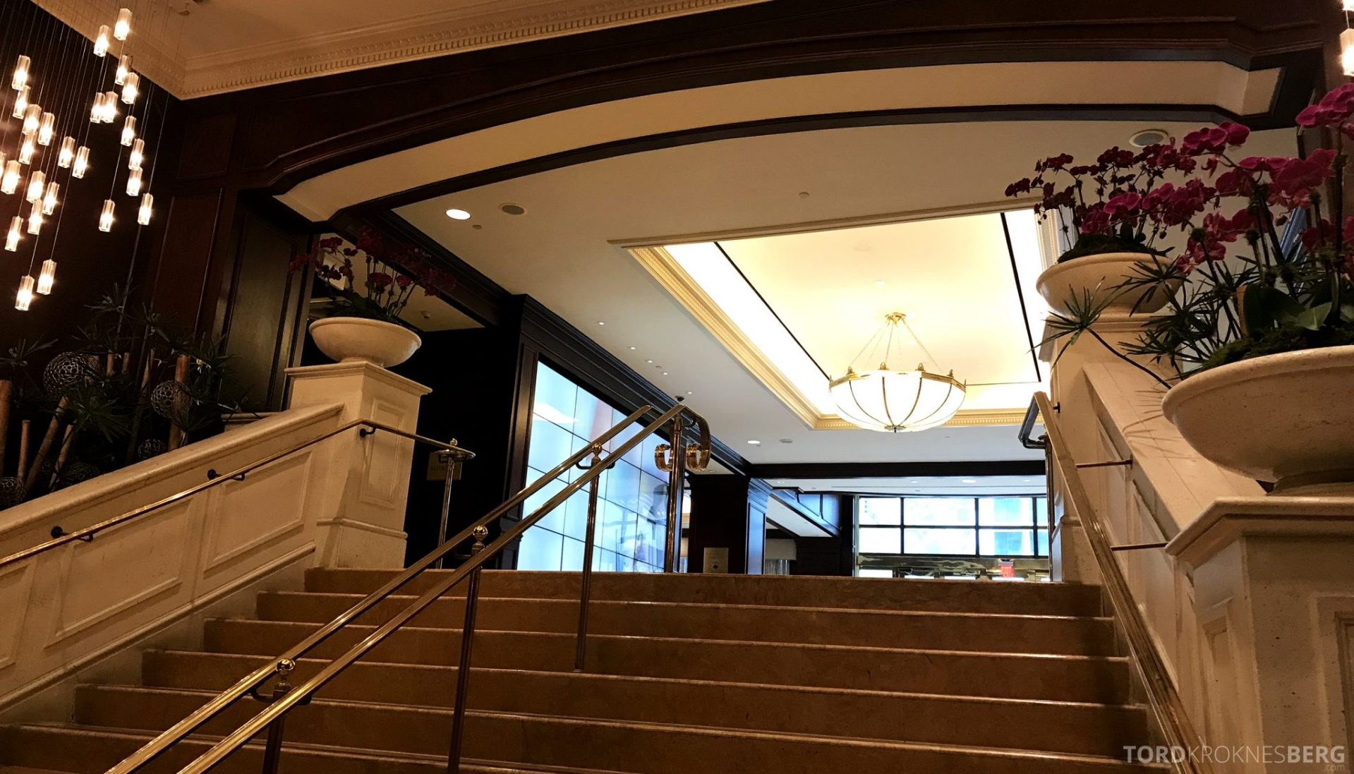 JW Marriott Miami Hotel bakveien