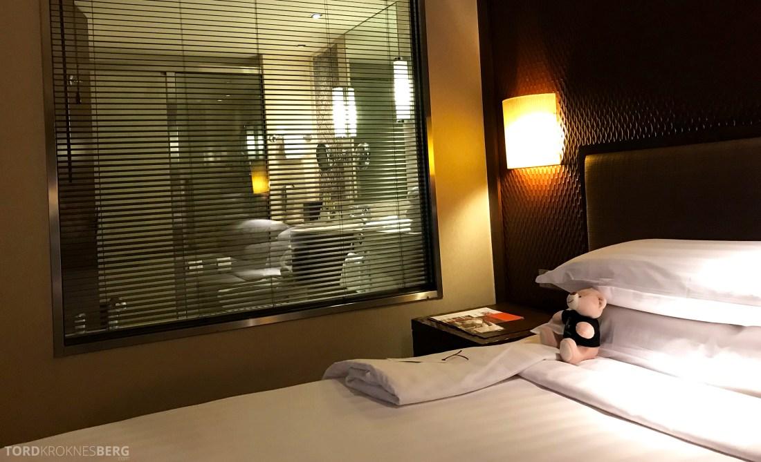 Shangri-La Rasa Sayang Penang Hotel reisefølget seng