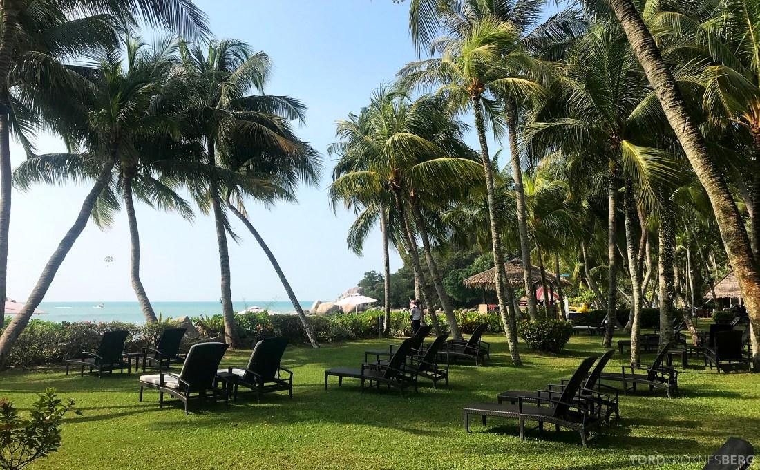 Shangri-La Rasa Sayang Penang Hotel solstoler