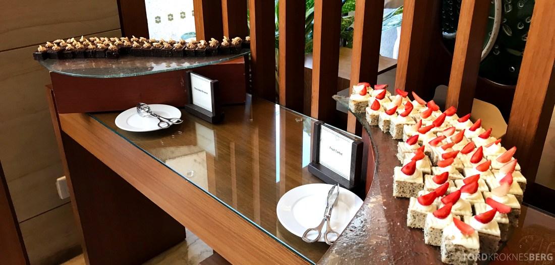 Shangri-La Rasa Sayang Penang Hotel Rasa Wing Lounge kaker