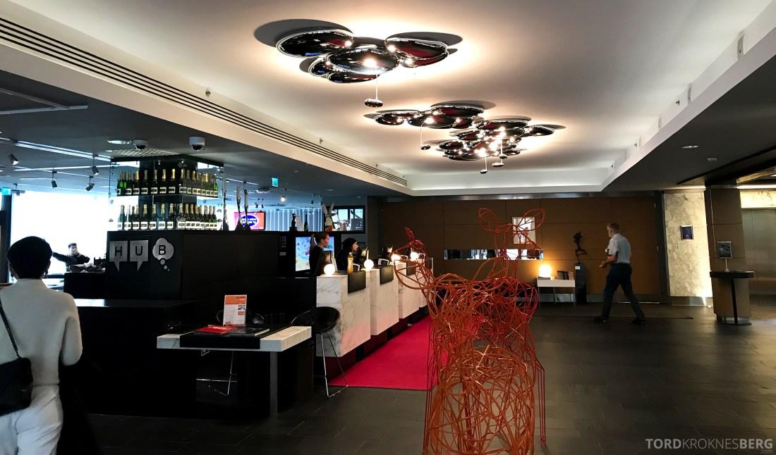 Radisson Blu Plaza Hotel Helsinki lobby