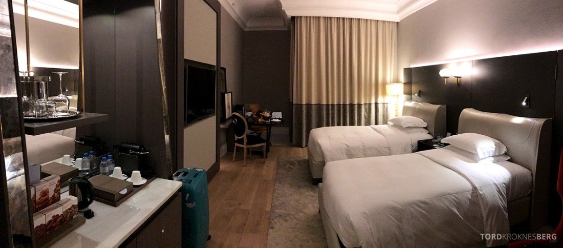 Ritz-Carlton Doha Hotel panorama værelse