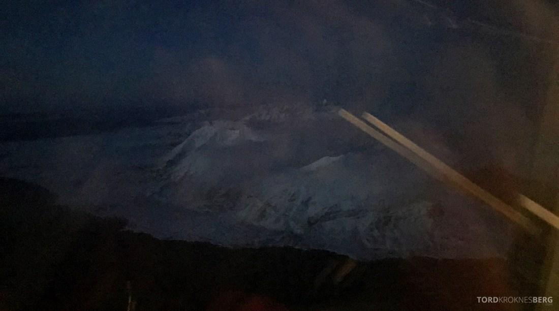SAS Plus Oslo Svalbard landing