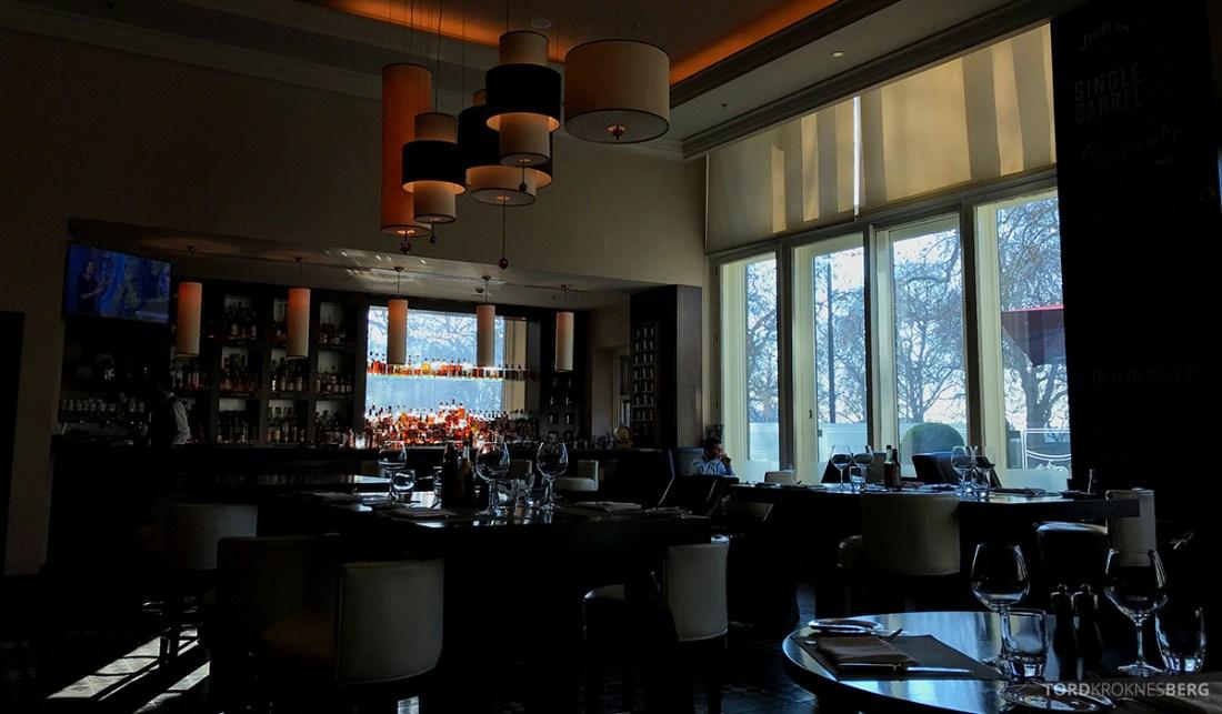 JW Marriott Hotel Grosvenor House London bar