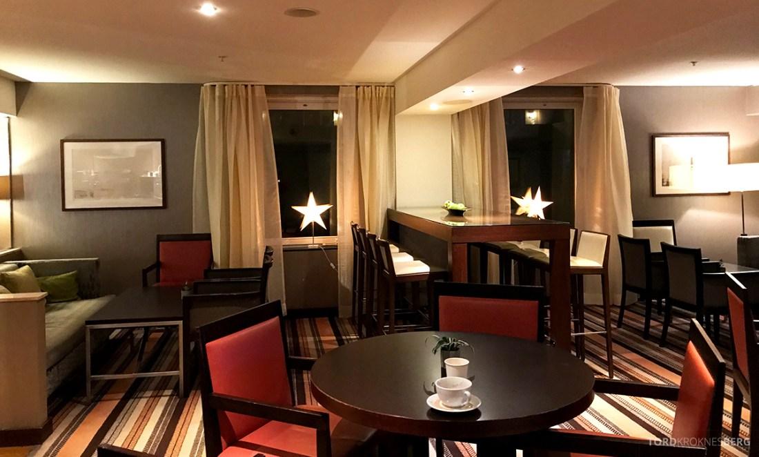 Sheraton Hotel Stockholm Club Lounge lokale