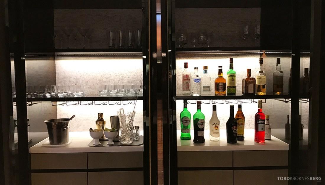 JW Marriott Dongdaemun Square Hotel Seoul Executive Lounge bar