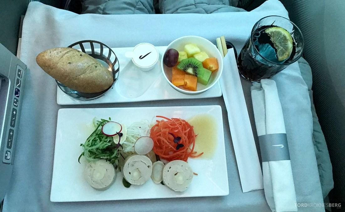 British Airways Club World Seoul London forrett