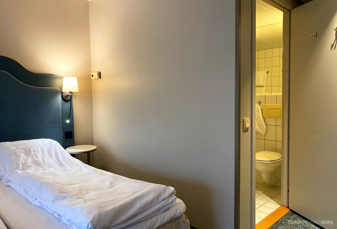 Hotel Ullensvang Hardanger Norge utsikt bad