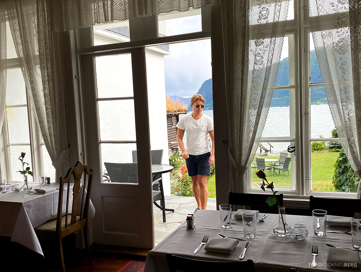Leikanger Fjord Hotel Tord Kroknes Berg