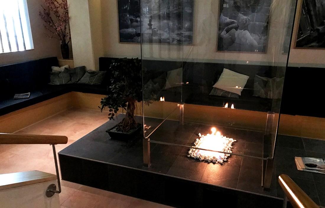 The Well Spa Oslo lounge