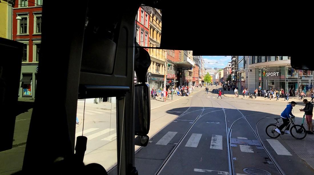 The Well Spa Oslo buss