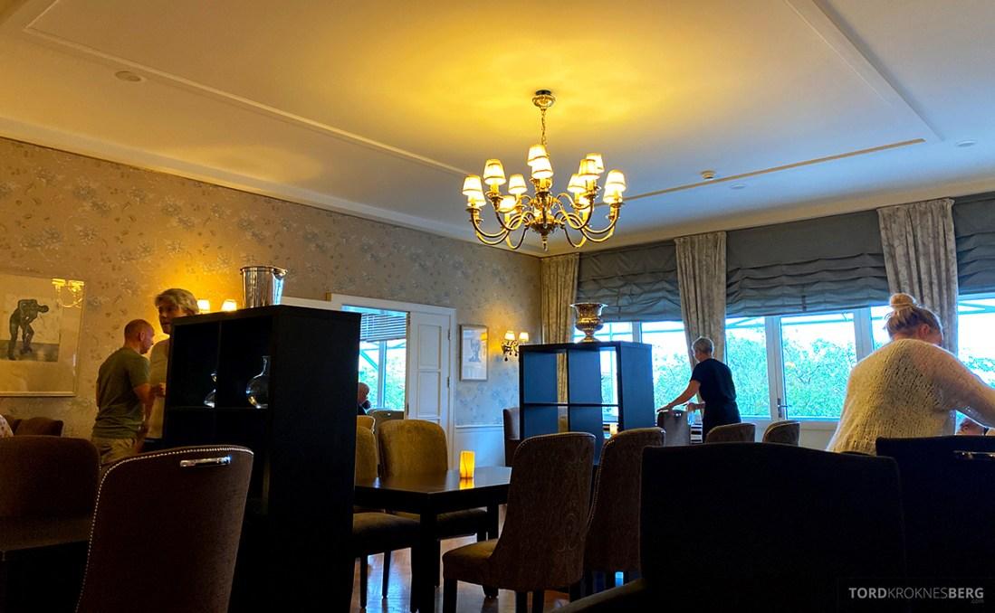 Scandic Alexandra Hotel Molde frokostlokale