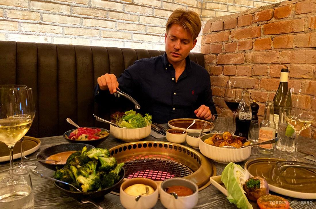 Jonathan Grill Restaurant Trondheim Tord Kroknes Berg