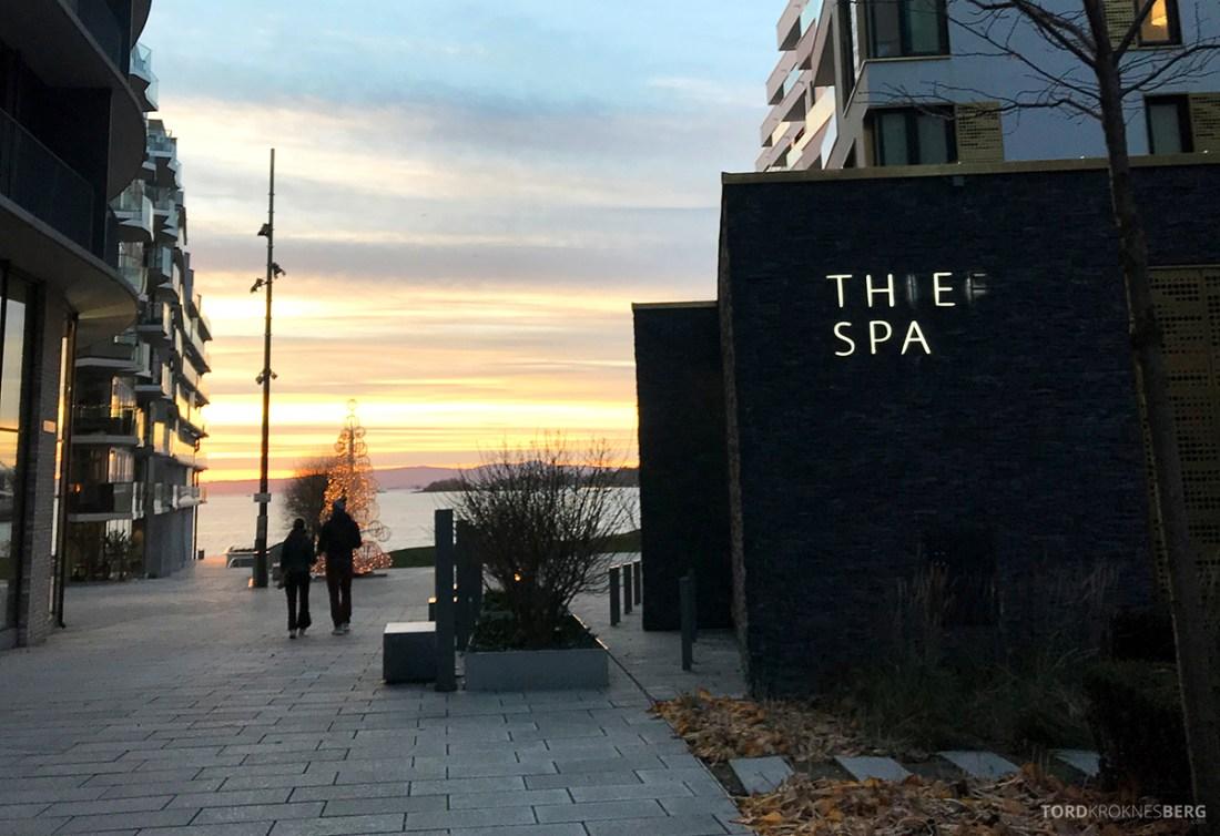 The Thief Spa Gym Oslo fasade