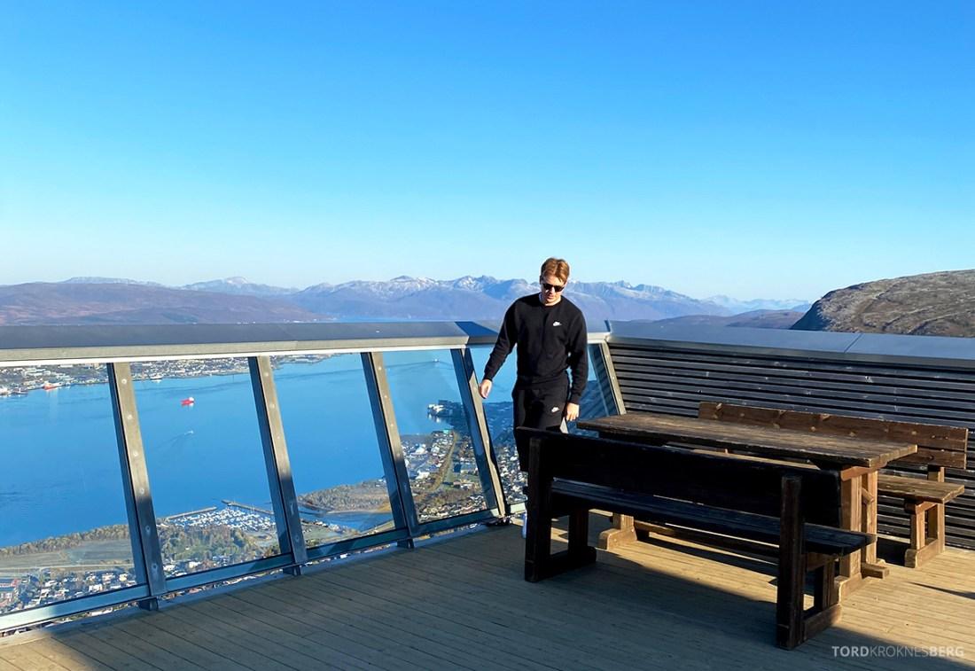 Fjellheisen Tur Tromsø Tord Kroknes Berg platå