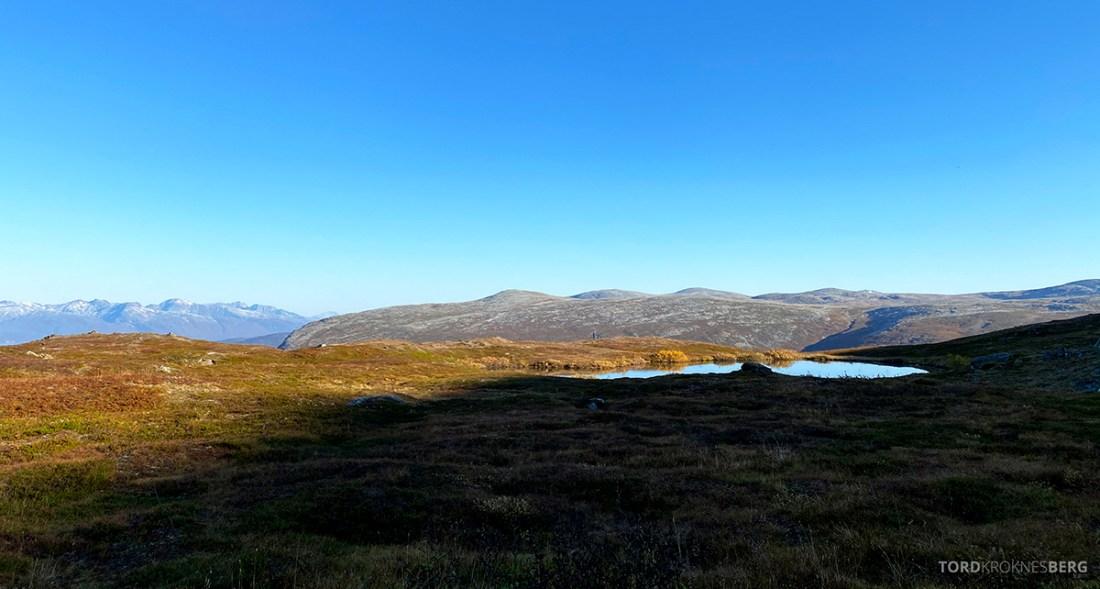 Fjellheisen Tur Tromsø terreng