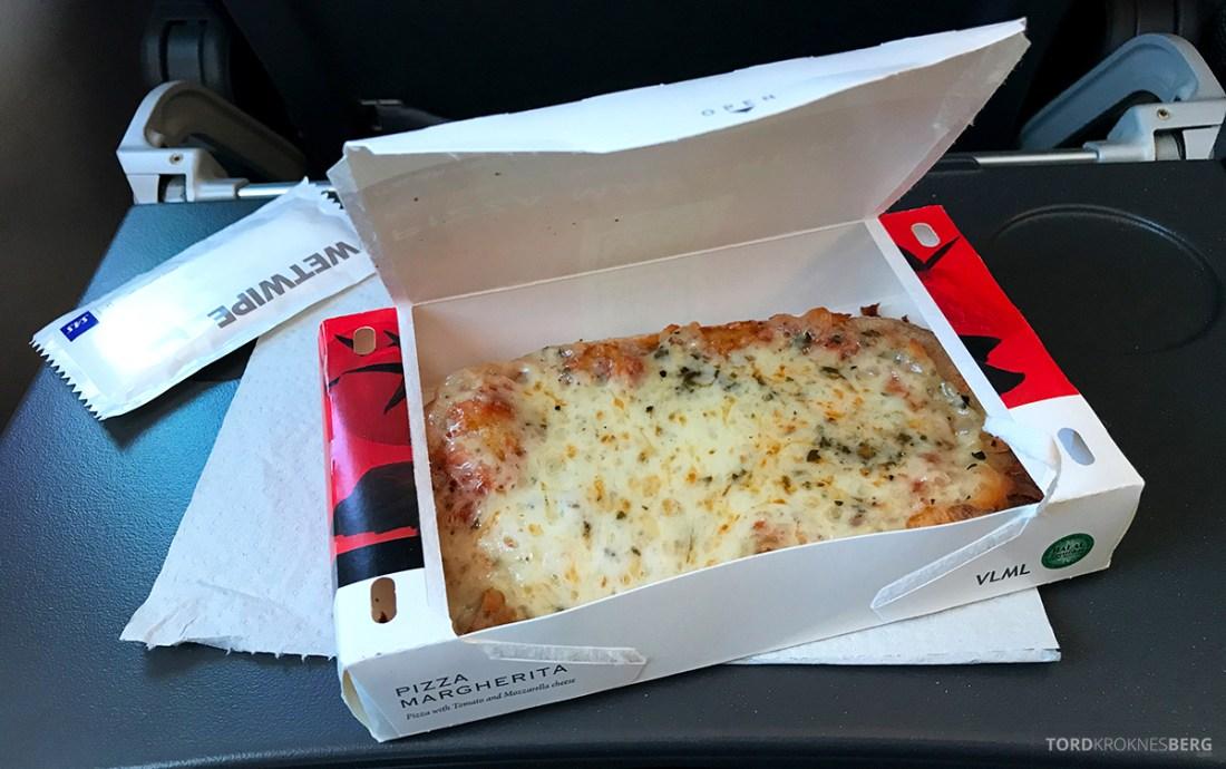 SAS Plus Edinburgh Oslo pizza