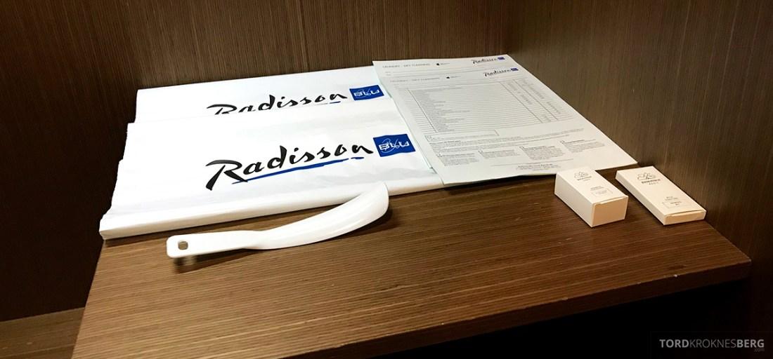 Radisson Blu Hotel Kyiv Podil skopussesett
