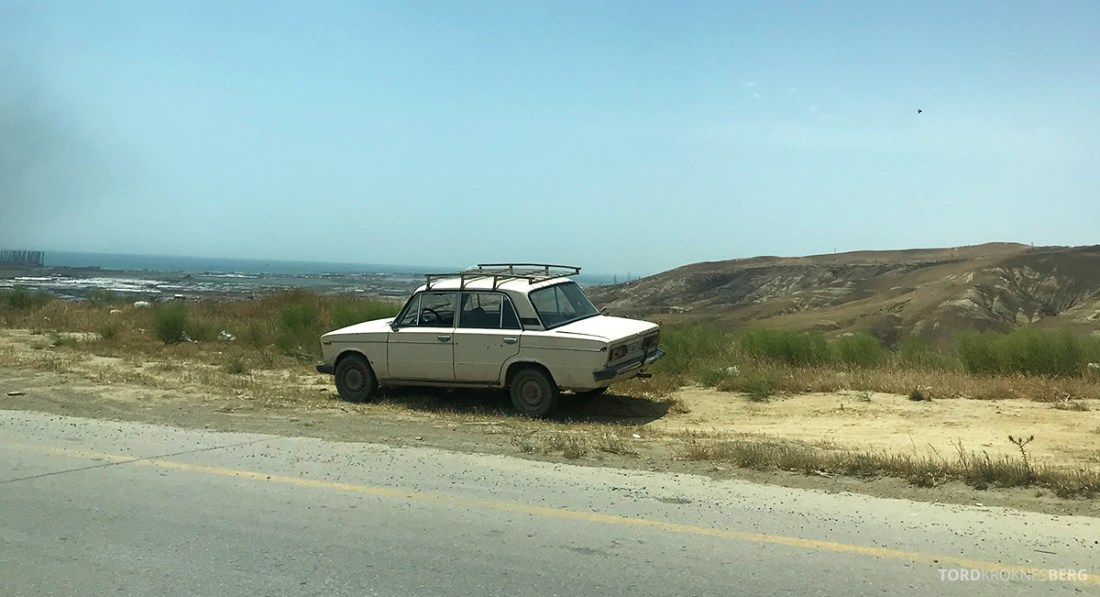 Gobustan Asteshgah Yanardag Tour Baku lada og landskap