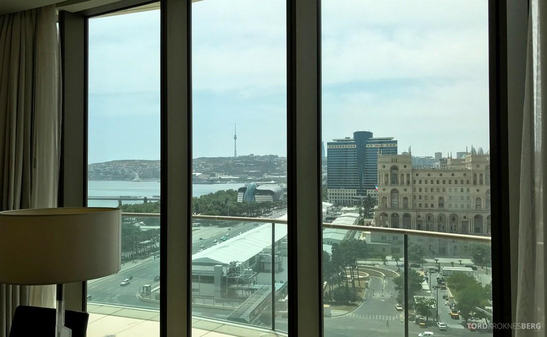 JW Marriott Absheron Hotel Baku utsikt suite