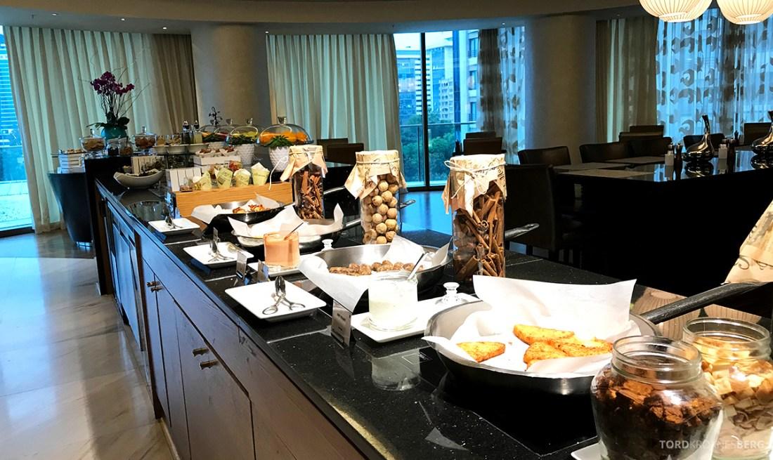 JW Marriott Absheron Hotel Baku Executive Lounge varmmat